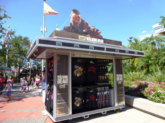 Universal Studios Florida trip report - October 2013.