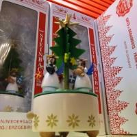 Die Weihnachts Ecke - Epcot's Germany Pavilion.