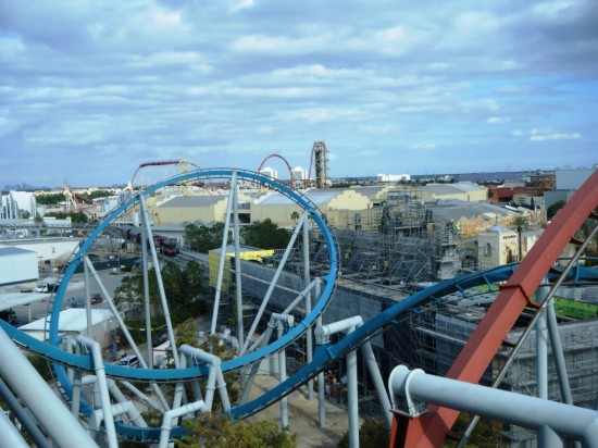 Islands of Adventure trip report - November 2013.
