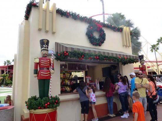 Universal Studios Florida trip report - November 2013.