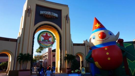 Universal Studios Florida trip report - 2013 holidays.