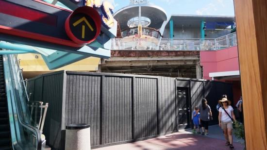 Universal CityWalk - December 2013.