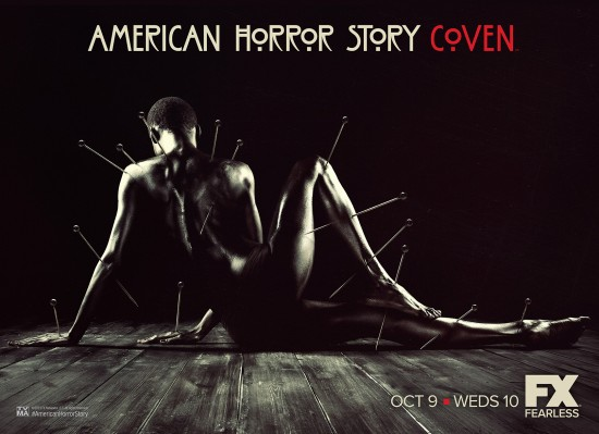 American Horror Story: Coven.