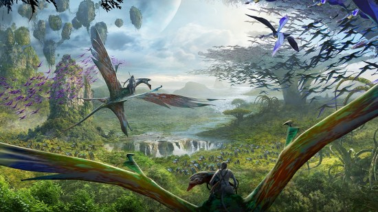 AVATAR concept artwork.