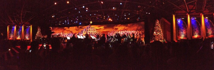 Epcot's Candlelight Processional ft. Neil Patrick Harris.