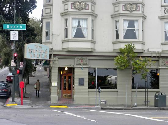 The Buena Vista in San Francisco.