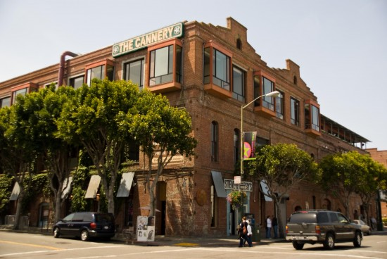 The Cannery in San Francisco.