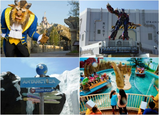 Reader poll: Most improved theme park in 2013?