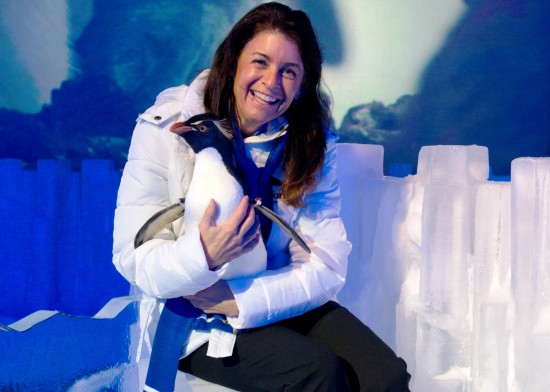 SeaWorld Orlando Wild Days featuring Julie Scardina.