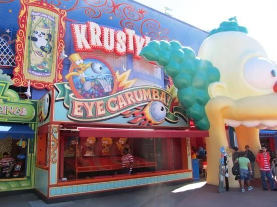 Springfield USA - Universal Studios Florida.