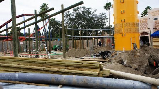 Busch Gardens Tampa - January 2014.