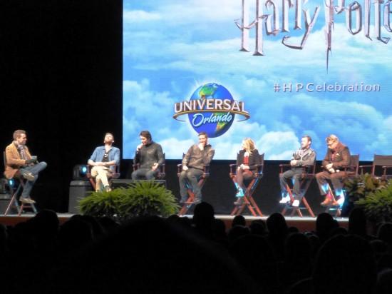 A Celebration of Harry Potter 2014 - Day 1.