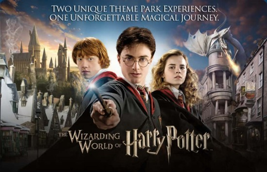 Wizarding World of Harry Potter - Diagon Alley.