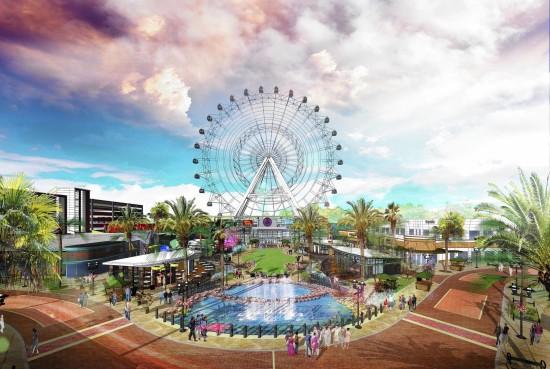 The Orlando Eye.
