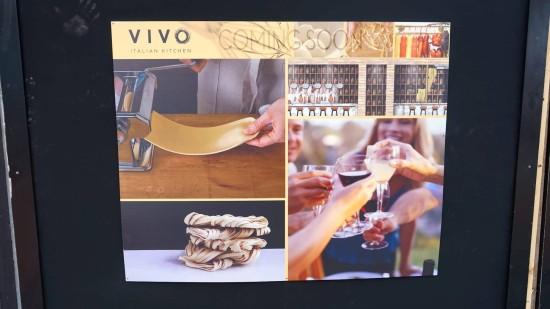 Vivo Italian Kitchen at Universal CityWalk.