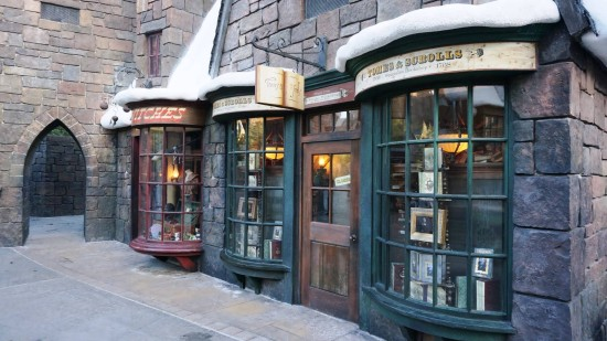 Wizarding World of Harry Potter - Hogsmeade.