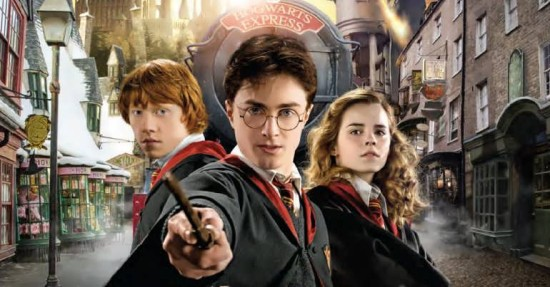 Wizarding World of Harry Potter at Universal Orlando.