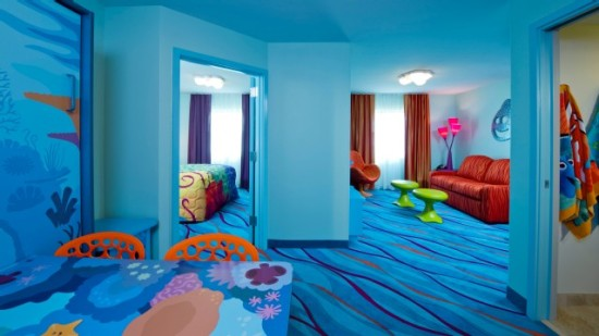 "Disney's Art of Animation Resort, the sole ""value plus"" property."