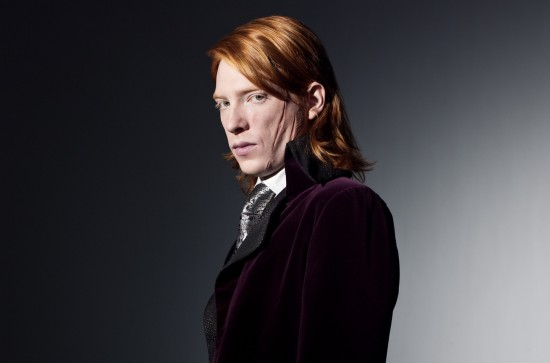 Bill Weasley, main character of Escape from Gringotts.