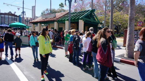 Disney's Hollywood Studios trip report – February 2014.