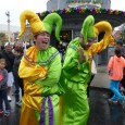 Universal Studios Florida trip report – February 2014 (Mardi Gras parade, Daughtry in concert, construction updates)