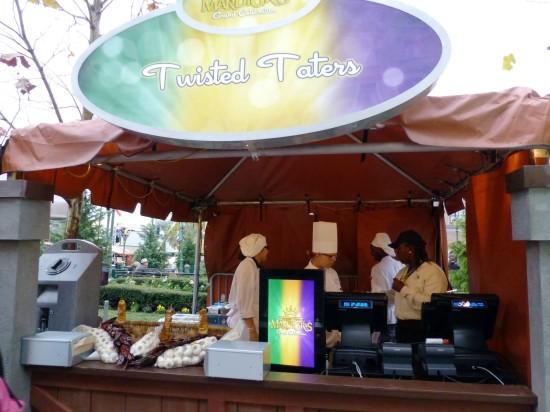 Universal Studios Florida trip report -- Mardi Gras 2014.