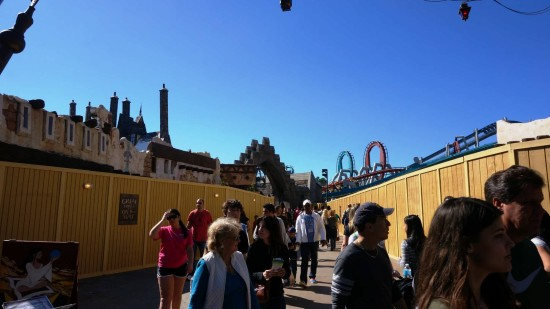 Islands of Adventure – February 2014.