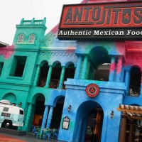 Antojitos Authentic Mexican Food.