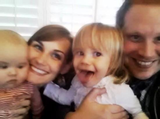 Informer family: Isla, Rosie, Noa & Dan.