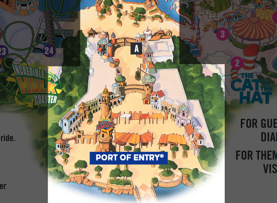 Explore Port Of Entry S Many Secrets