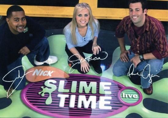 Slime Time Live.