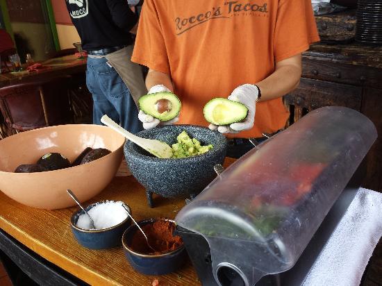 Rocco's Tacos.