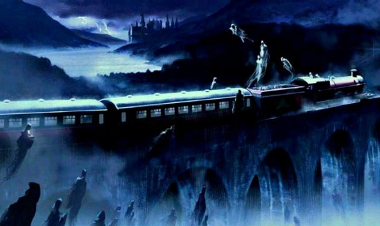 Concept artwork from Harry Potter and the Prisoner of Azkaban.