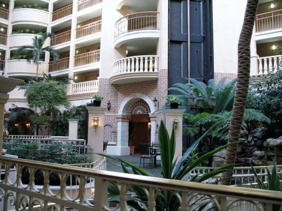 Embassy Suites Orlando.