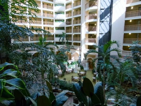 Embassay Suites Orlando.
