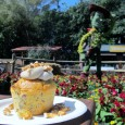 Outdoor kitchens at the 2014 Epcot Flower & Garden Festival: Try the returning dishes and all the new flavors