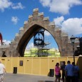 Islands of Adventure trip report – March 2014 (Harry Potter construction woes, Me Ship the Olive + CityWalk's new Starbucks & Cold Stone)
