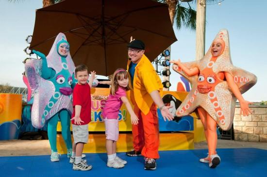 Just for Kids Festival - SeaWorld Orlando.