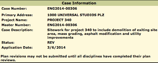 The project 340 engineering permit.