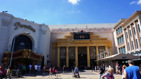 Universal Studios Florida – March 2014.