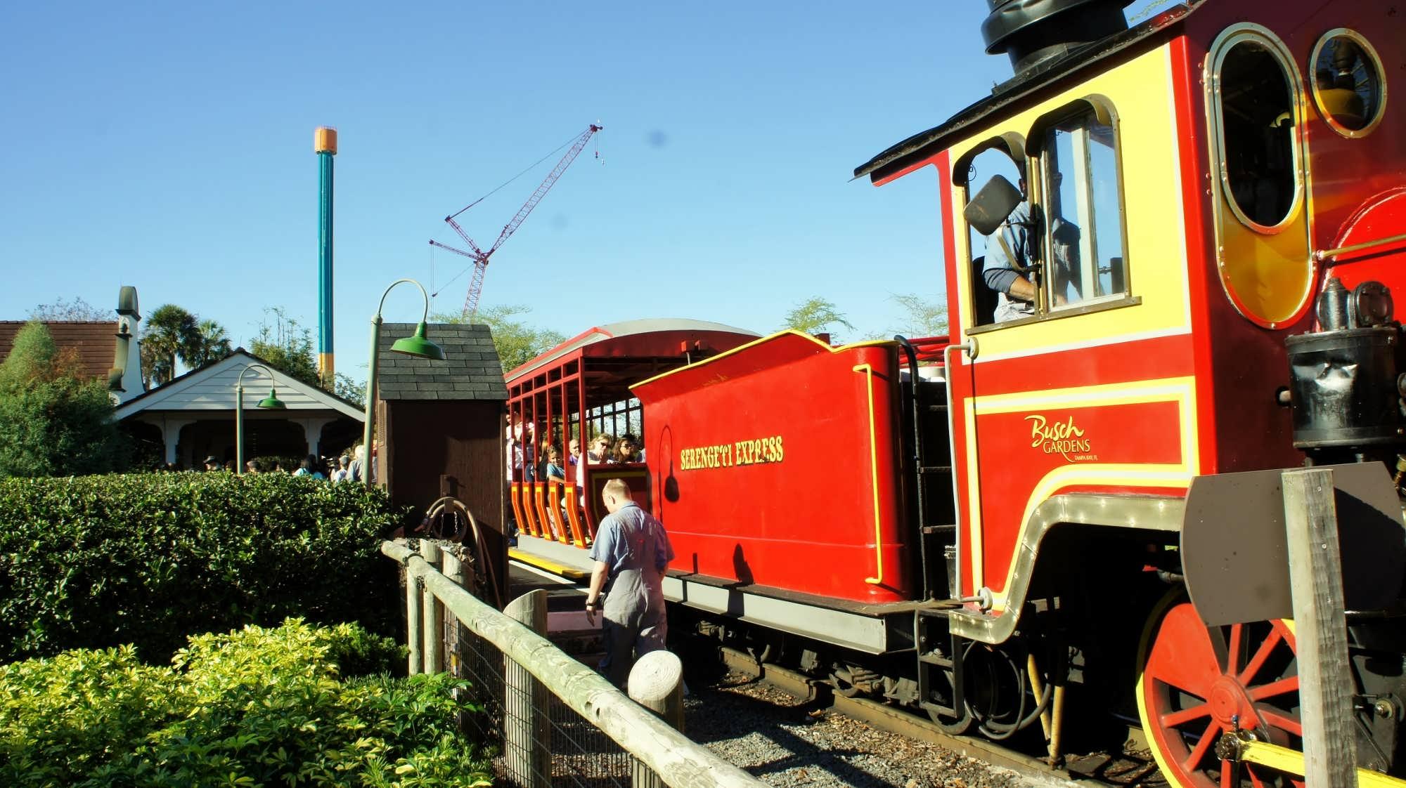 Busch gardens animals 8 oi - Transportation From Seaworld To Busch Gardens