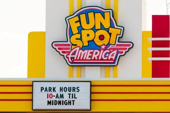 Fun Spot - April 2014.