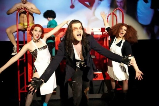 The Rocky Horror Picture Show at Universal CityWalk. Photo courtesy of MelAllebach Photography.