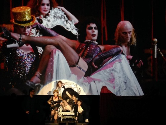 The Rocky Horror Picture Show at Universal CityWalk.