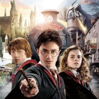 The Wizarding World of Harry Potter - Hogmeade & Diagon Alley.