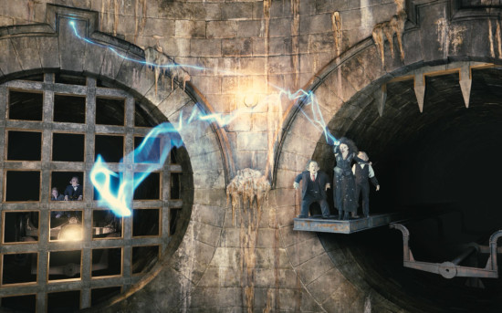 Top five Escape from Gringotts features non-Potter fans will love.