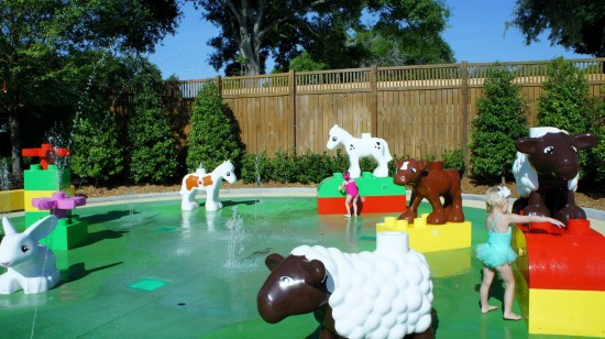 Duplo Valley at Legoland Florida.
