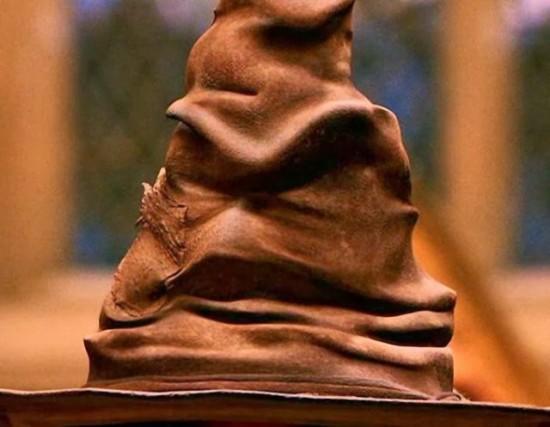 Harry Potter's Sorting Hat.