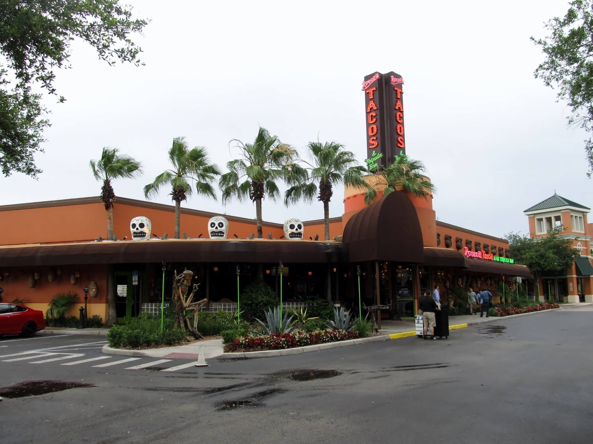 Restaurant Row Orlando Mexican