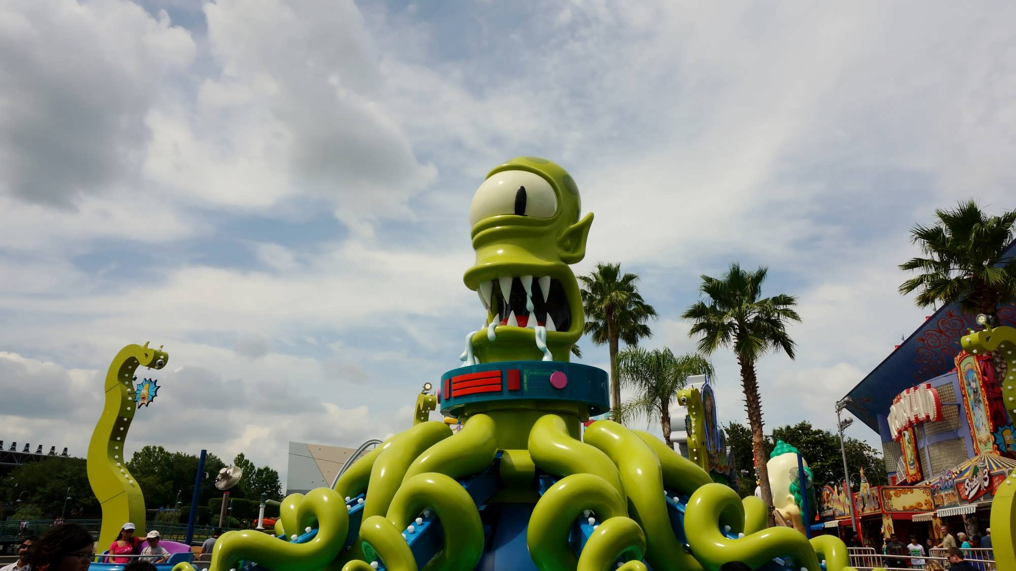 Universal Studios Florida Trip Report May 2014 Diagon